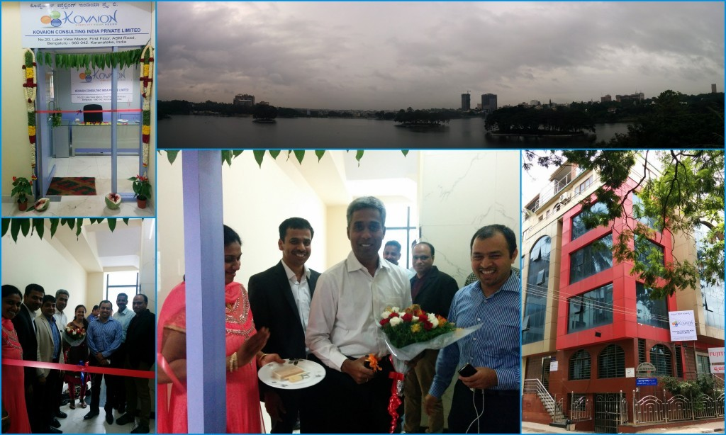 Bengaluru Office Opening – Thank You Note