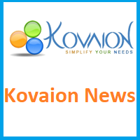 Kovaion Newsletter – Aug 2015