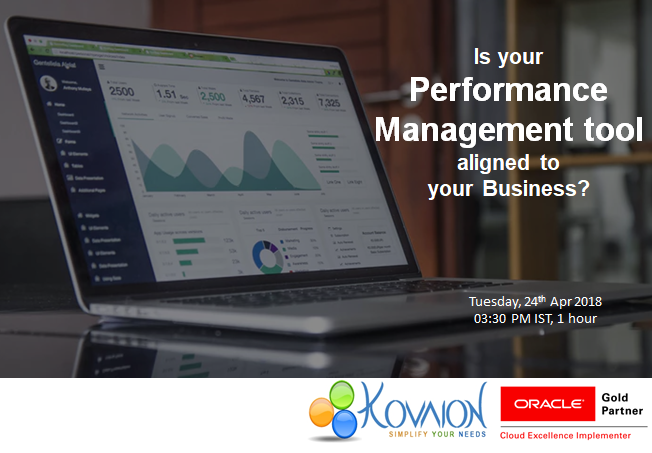 Is your Performance Management tool aligned to your Business?
