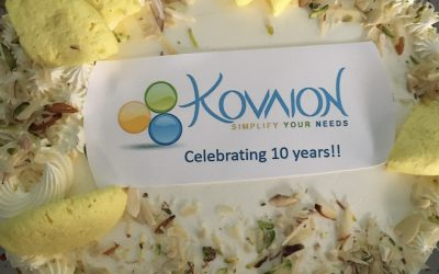 A decade of IT Services: Kovaion Celebrates its 10th Anniversary